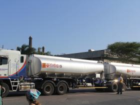 Hazardous Materials Transported throughout South Africa 2011