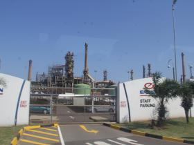 Dirty Power Plant in South Africa COP17